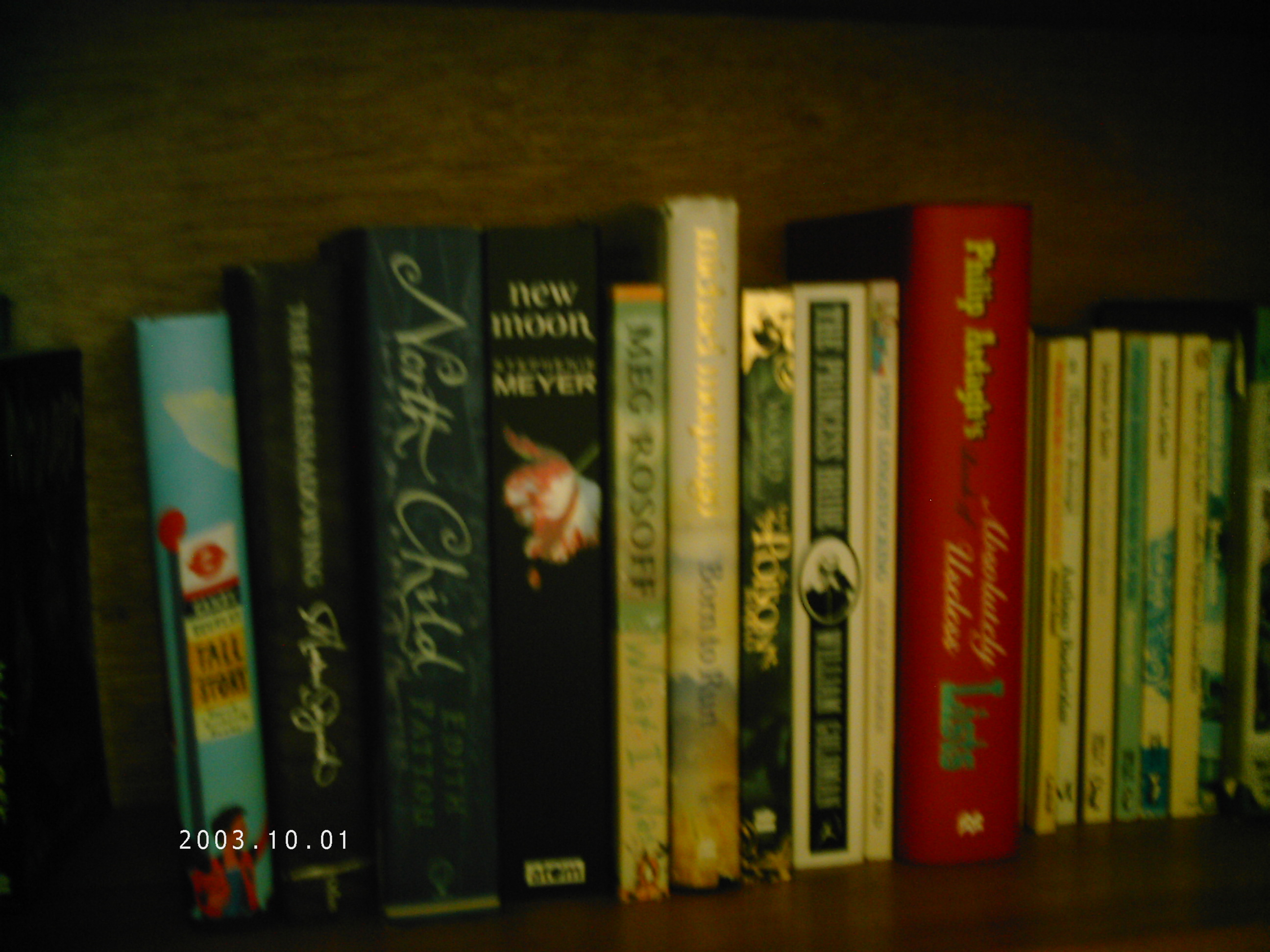 Odd Books