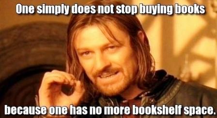 Boromir-on-books