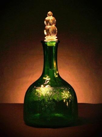 Magical-green-glass-bottle-Pixabay