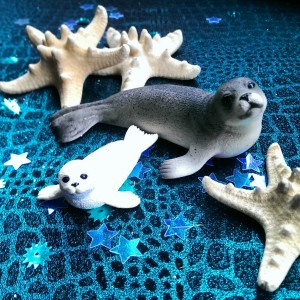 Selkies and starfish