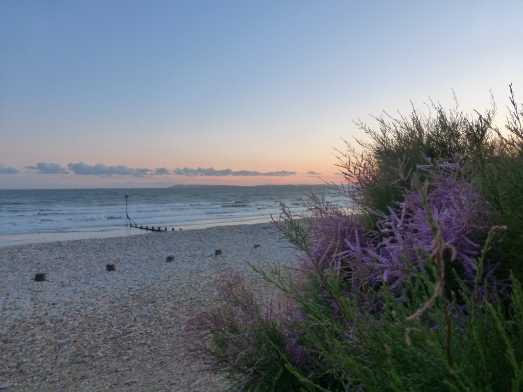 A view of West Wittering beach