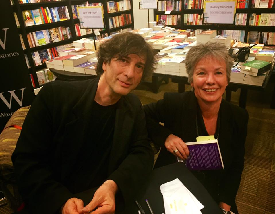 Gilli_Fryzer_and_Neil_Gaiman