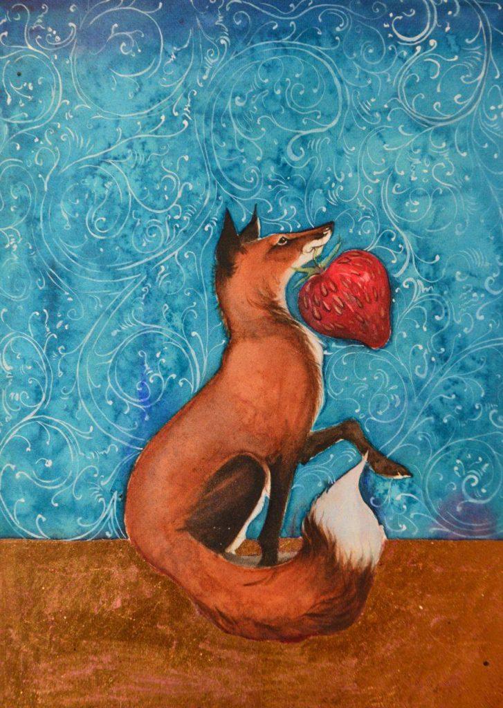 StrawberryFox